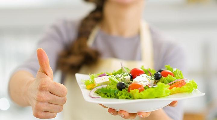 piani di dieta efficaci per i vegetariani